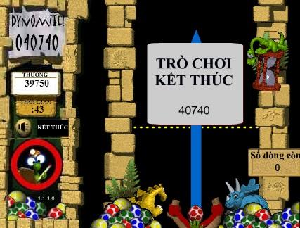 game Ban trung khung long dynomite moi hay nhat
