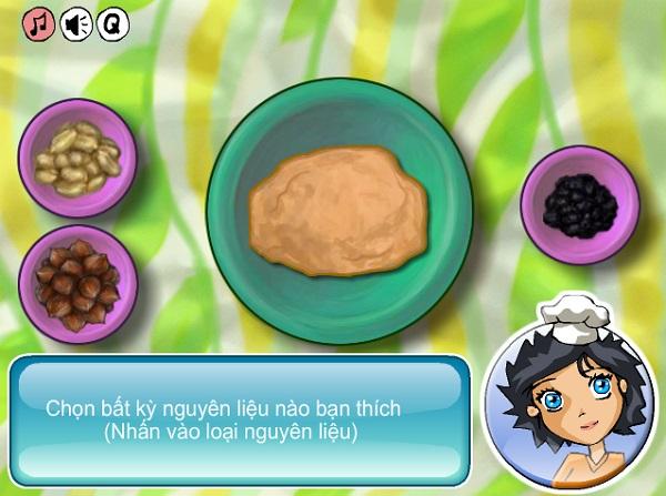 game Banh gato Phap mien phi