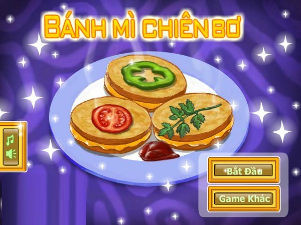 game Banh mi chien bo hinh anh 1