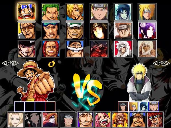 game Naruto dai chien hai tac 1.7