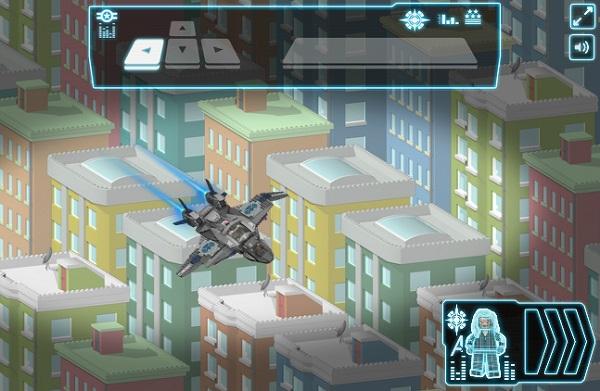 game Sieu nhan Lego Avenger online