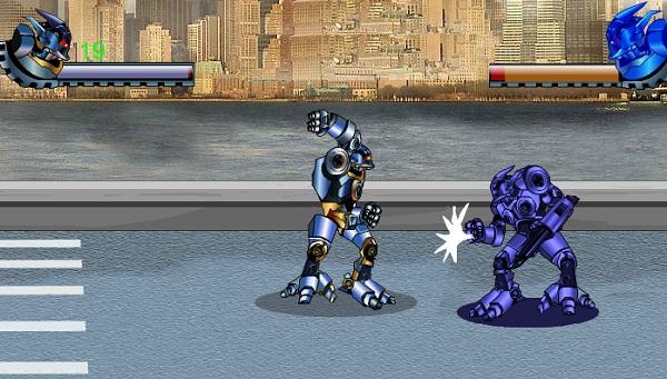 game Autobot bien hinh danh nhau online