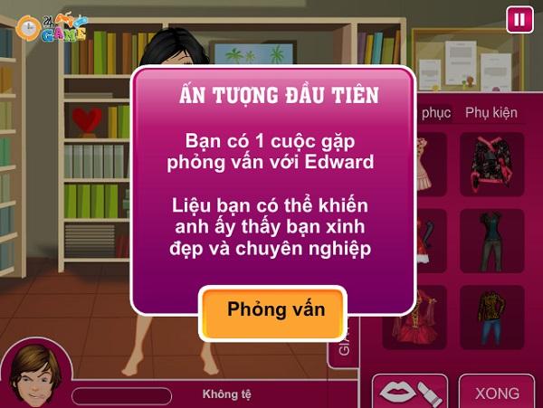 game Ban gai ly tuong hinh anh 3