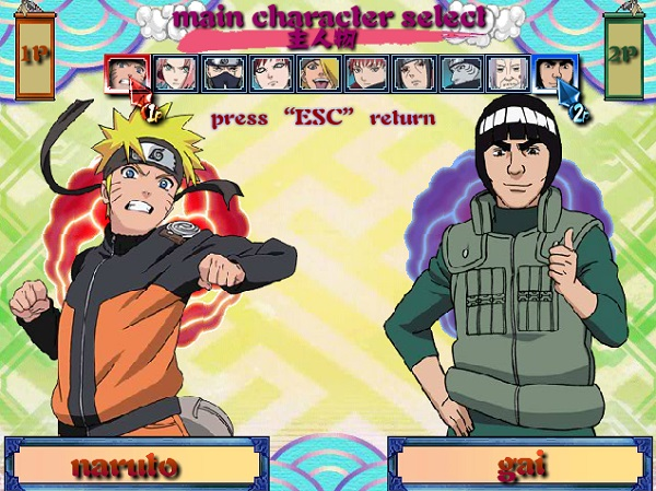 game Naruto ninja world storm online