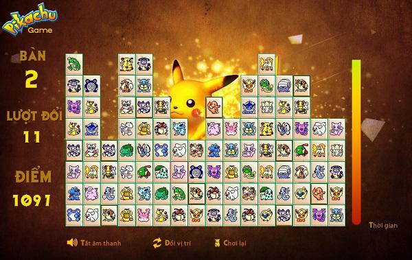 Game Pikachu moi nhat cho win 7