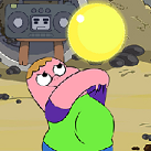 Clarence tâng bóng