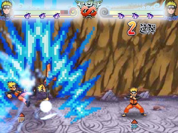 game Naruto ninja world storm 2 online vui game