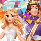Đám cưới công chúa tóc mây