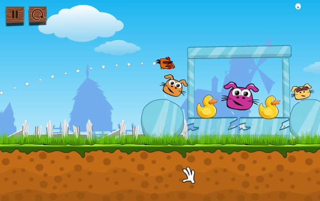 Game Angry Birds 3 hinh anh