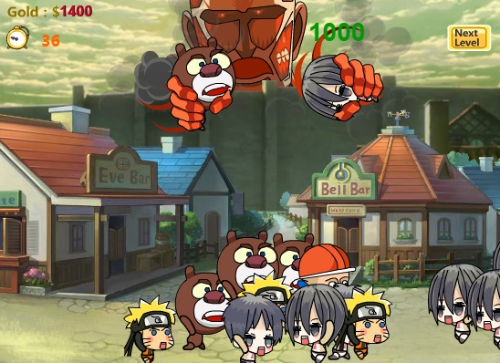 game Attack on Titan 2 hinh anh