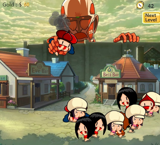 game Attack on Titan hinh anh