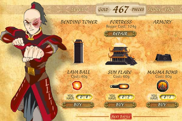 Game Avatar cong thanh chien 2 hinh anh 3