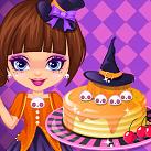 Bánh halloween ma quái