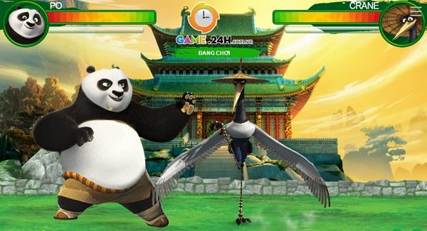 game Kungfu Panda 3 dai chien hinh anh