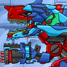 Game-Lap-rap-robot-dino-corp