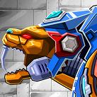 Game-Lap-rap-robot-lion-king