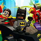 Game-Lego-batman-dua-xe