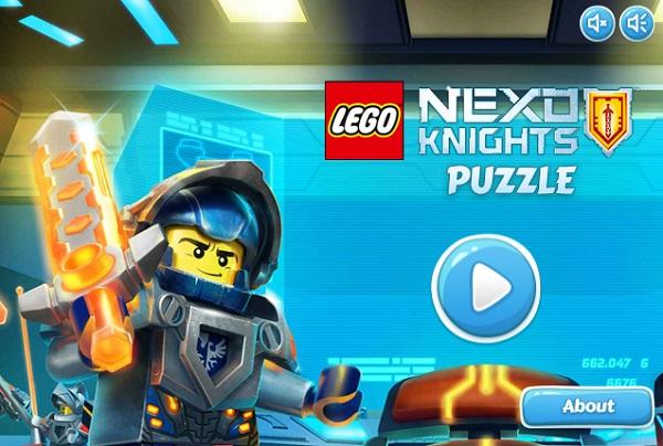 game Nexo knights hinh anh 2