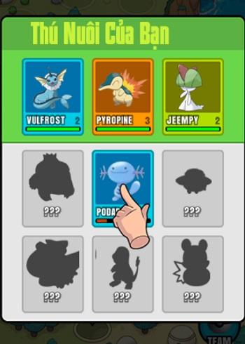 Game Pokemon go 2 hinh anh 3
