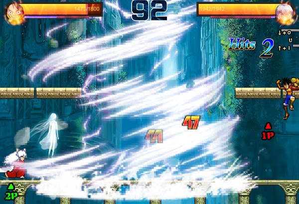 Game Anime battle 2.0 hinh anh