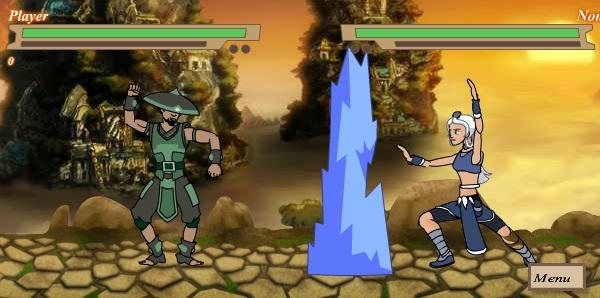 Game Avatar danh nhau hinh anh