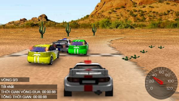 Game Dua xe oto 3D hinh anh