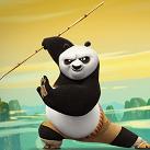 Kungfu Panda gấu trúc luyện công