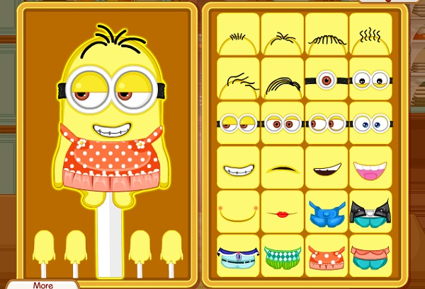 game Lam keo mut Minion hinh anh