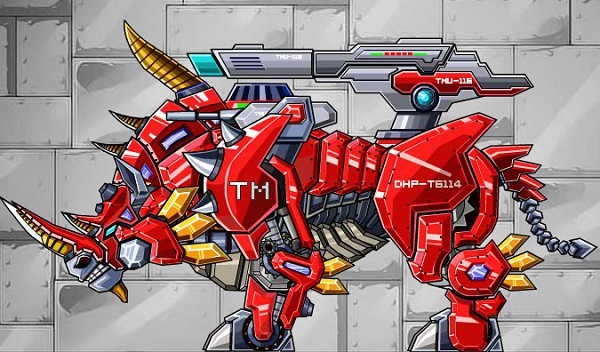 Game Lap rap robot te giac lua hinh anh