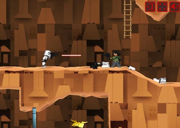 Game Lego chien tranh giua nhung vi sao hinh anh