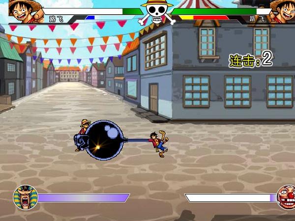 game One Piece danh nhau 1.7 2 nguoi