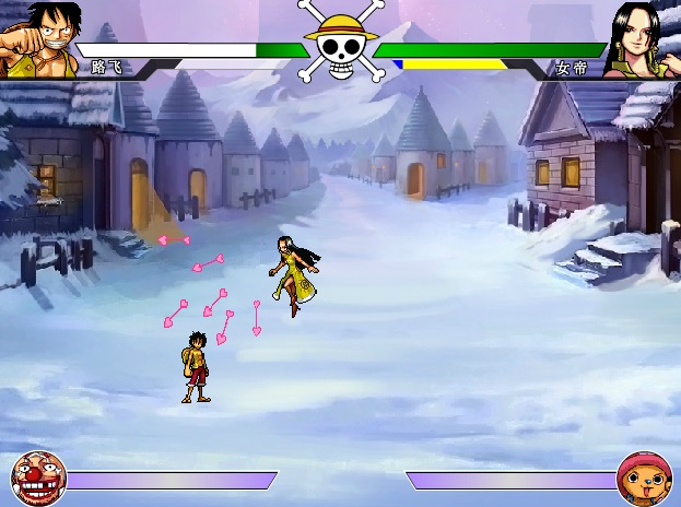 game One Piece danh nhau 1.7 hinh anh