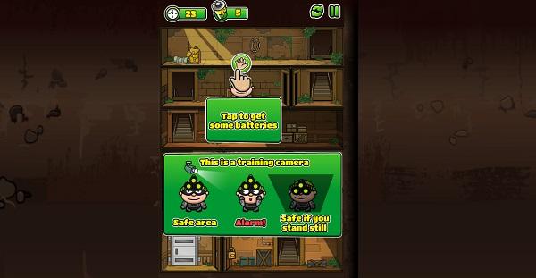 Game Sieu trom bob the robber 3