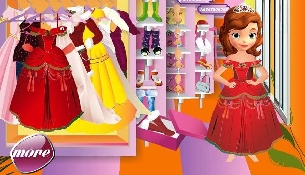 Game Sofia de nhat di shopping hinh anh