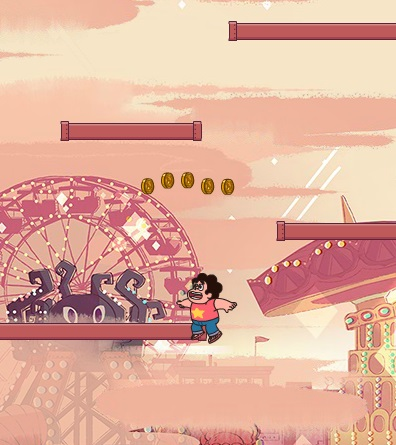 Game Steven universe ngoc pha le hinh anh