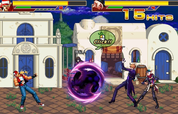 game KOF vs DNF 2 hinh anh