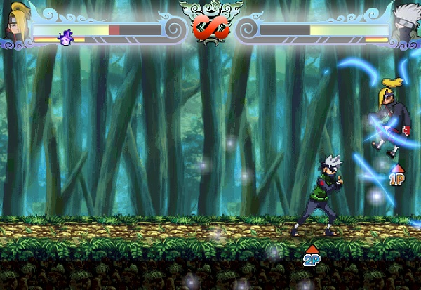 game Naruto ninja world storm hinh anh