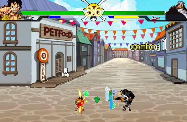 game One Piece Ultimate Fight 1.2 hinh anh