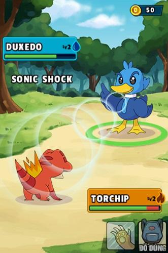 Game Pokemon dai chien 4 hinh anh 1