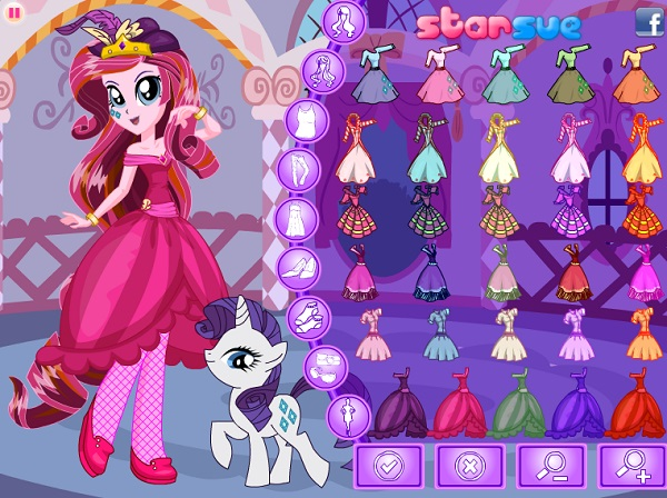 game Pony Equestria hinh anh