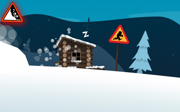 game Ski Safari online