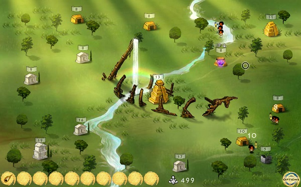 game Civilizations Wars hinh anh
