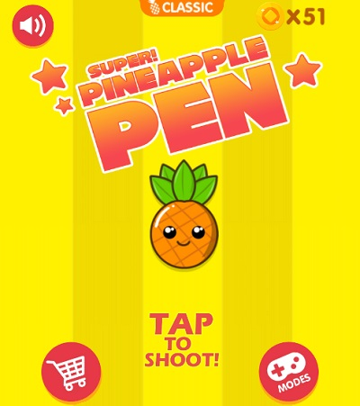 Game Pineapple pen hinh anh 1