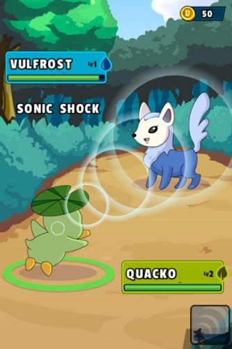 game Pokemon dai chien 3 hinh anh 1