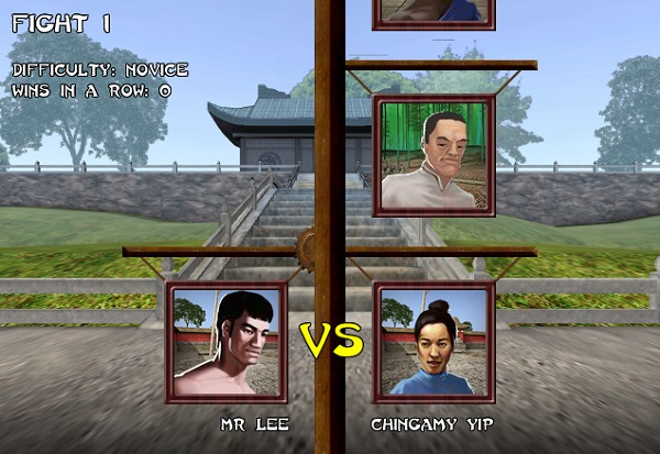 game Vo lam truyen ky 3D hinh anh 2