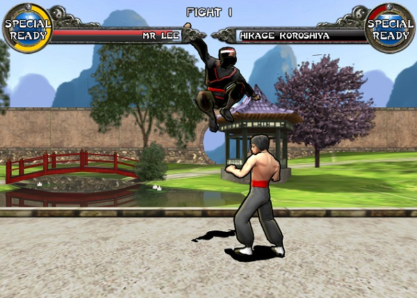 game Vo lam truyen ky 3D hinh anh 3