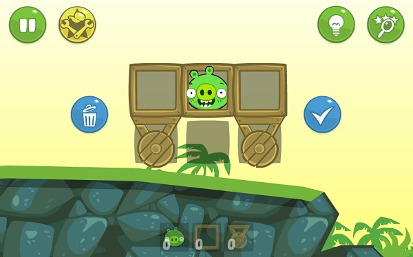 game Bad Piggies Online 2017