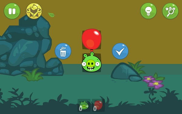 game Bad Piggies Online free