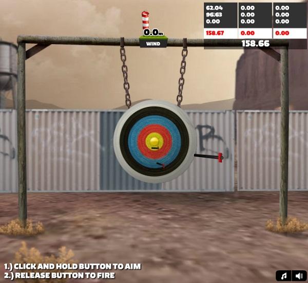 game Ban cung 3D online