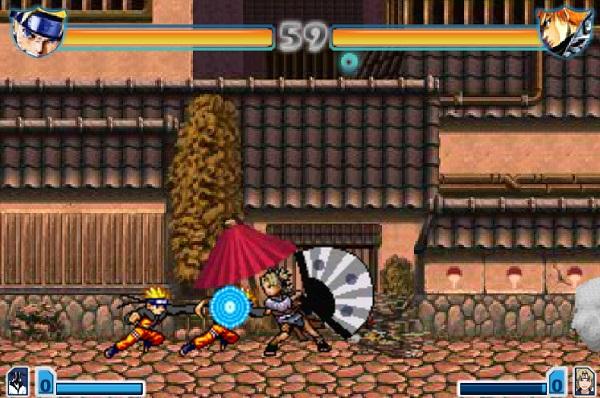 Game Bleach vs Naruto 2.4 vui game